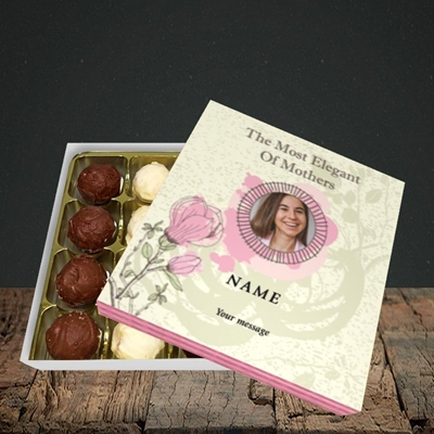 Picture of Elegant Mothers, Mother's Day Design, Choc 16