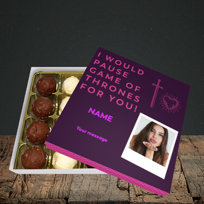 Picture of Game Of Thrones, Valentine Design, Choc 16