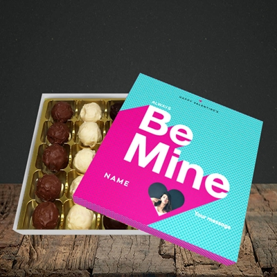 Picture of Always be Mine (type), Valentine Design, Choc 25