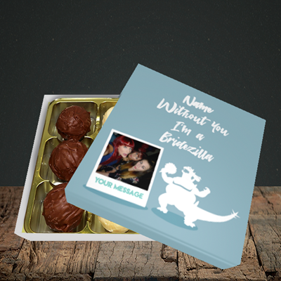 Picture of Bridezilla, Engagement Design, Choc 9