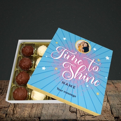 Picture of Time To Shine, Good Luck Design, Choc 16