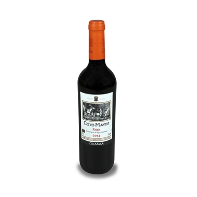 Picture of Coto Mayor Rioja Spain, Red Wine