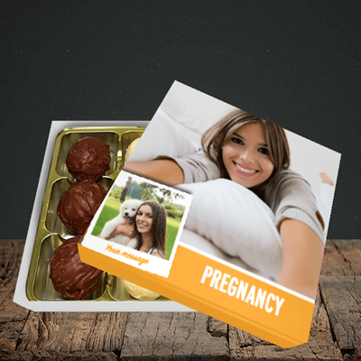Picture of Photo, Pregnancy Design, Choc 9