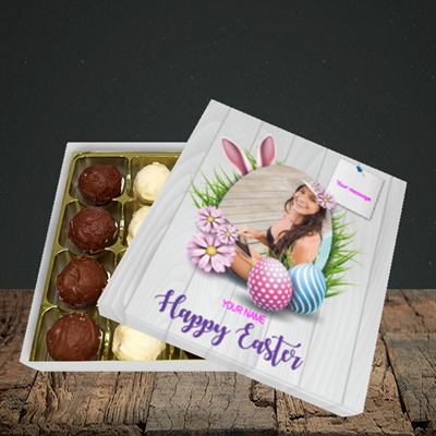 Picture of Grass, Easter Design, Choc 16