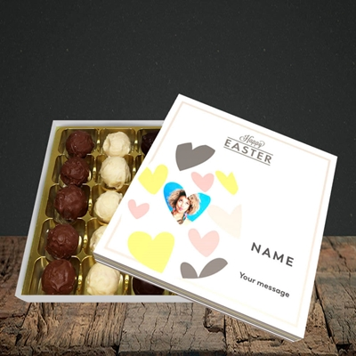 Picture of Egg Of Hearts, Easter Design, Choc 25