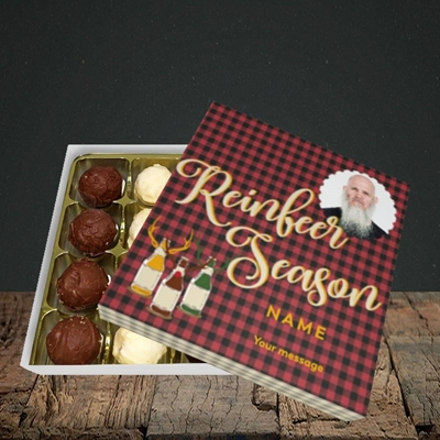 Picture of Reinbeer, Christmas Design, Choc 16